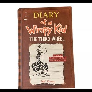 Diary of a Wimpy Kid Ser.: The Third Wheel